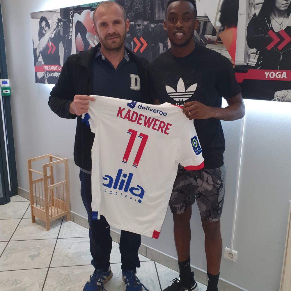 Ludovic Perge et Tino Kadewere